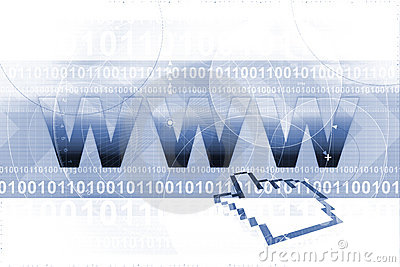 World wide web graphic