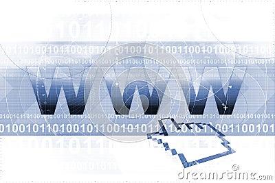 World wide web graphic