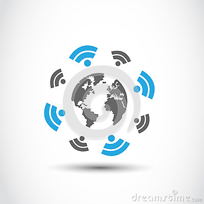 World wireless connections technology