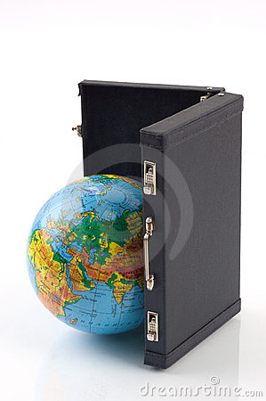 The world in your suitcase