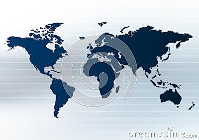 Worldmap Layout