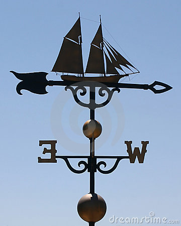 Free Worlds Largest Weathervane Royalty Free Stock Photos - 2316188