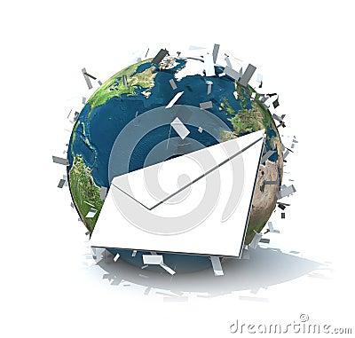 Worldwide mailing