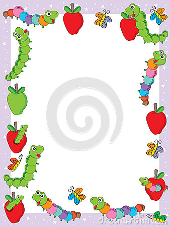 Free Worm Around Frame Royalty Free Stock Photo - 43108955