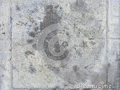 Worn gray grunge surface backdrop