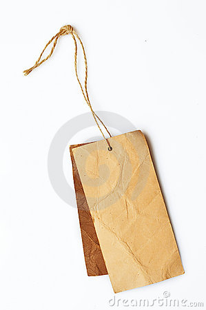Worn Label Stock Photography - Image: 2904592