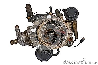 Worn out carburetor