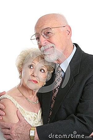Worried Seniors Face Future