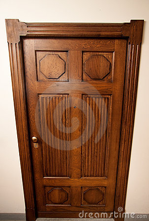 Free Worrying Door Royalty Free Stock Image - 17228276