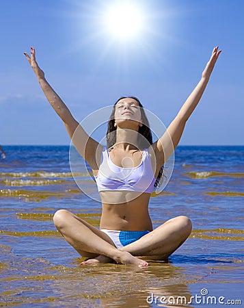 Worship the sun