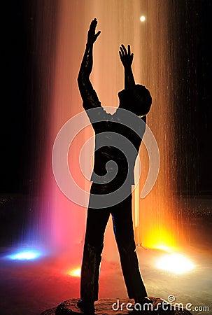 Free Worshipper Stock Image - 12498751