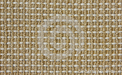 Woven jute fabric