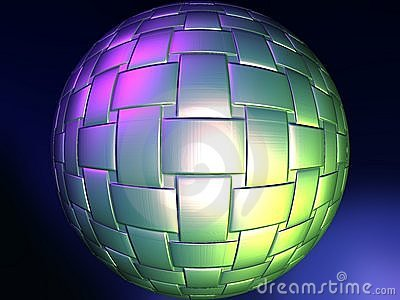 Woven Sphere