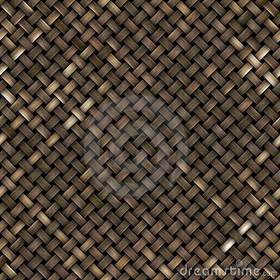 Free Woven Wood Texture Stock Photo - 11743210
