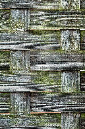 Woven Wood texture