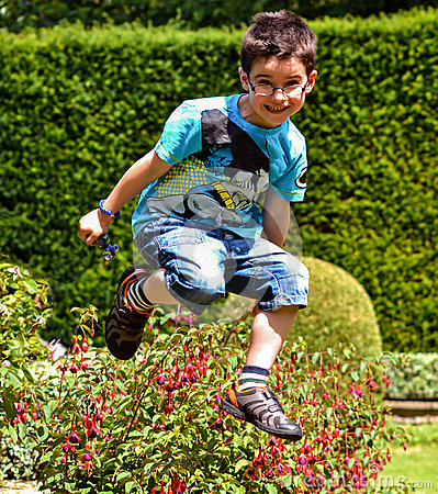 Free WOW, Look At Me Jump! Stock Photos - 82990273