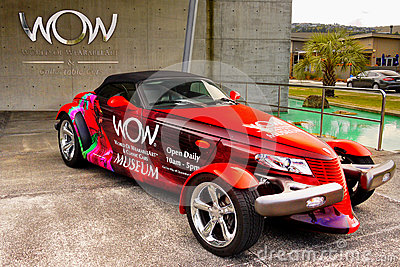 WOW Museum, Plymouth Prowler, Nelson
