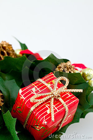 Wraped gift