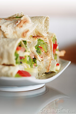 Free Wraps. Stock Photo - 5223130