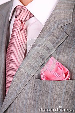 Free Wraps Suit Necktie Royalty Free Stock Photo - 4514825