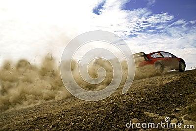 WRC Corona Rally Mexico Editorial Photo