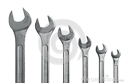 Wrench tool assortment
