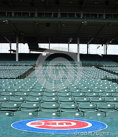 Wrigley Field Editorial Stock Photo