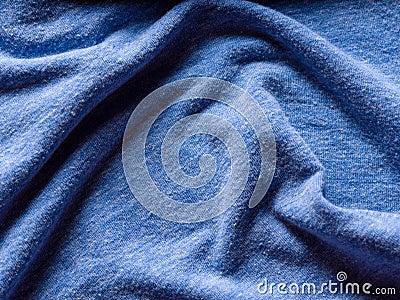 Wrinkled t-shirt laundry