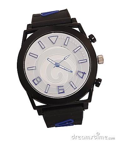 Free Wrist Watch Royalty Free Stock Photo - 40390435