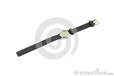 Wrist watch for woman