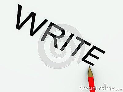 Write 45