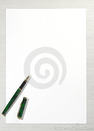 Free Write Me Letter Stock Image - 1515331