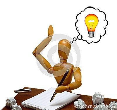 Free Writer Royalty Free Stock Image - 10196416