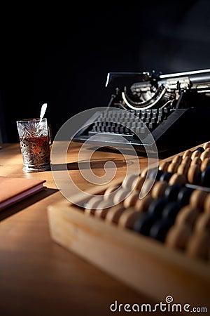 A Writer S Desk.