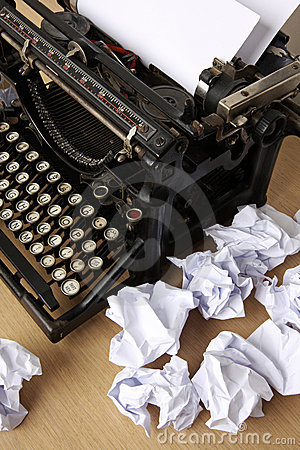 Free Writers Block Stock Image - 3797501