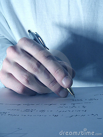 Free Writing 1 Stock Photography - 514952