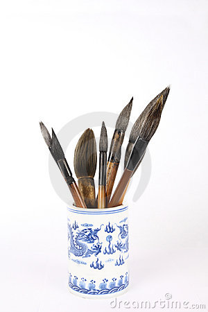 Writing brush
