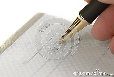 Printable Blank Checks Template