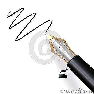 Writing Fountain pen