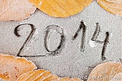 2014 written on frost