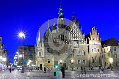 Wroclaw Editorial Photography