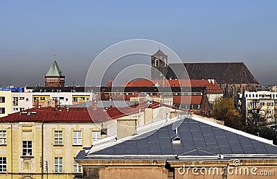 Wroclaw - center