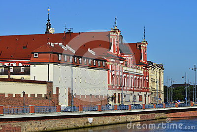 Wroclaw - Ossolineum Library