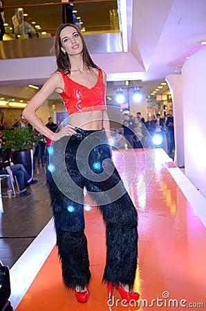 Fashion show - Wroclaw, Poland Editorial Photography