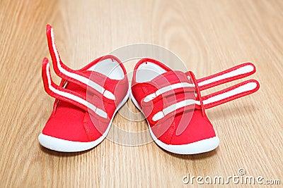 Wrong feet shoes