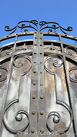 Free Wrought Iron Stock Photography - 29352462