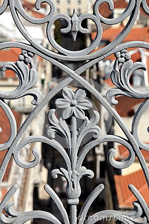Free Wrought-iron Balustrade Stock Images - 31196564