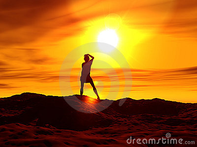 Wschód słońca 2