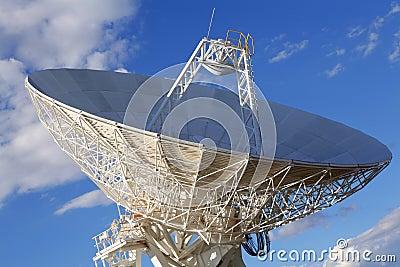 Wspaniałe radio teleskop