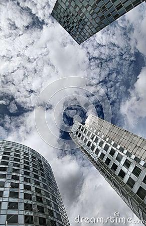 Free WTC Amsterdam Stock Image - 5288801